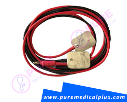 Electrode Cable plate